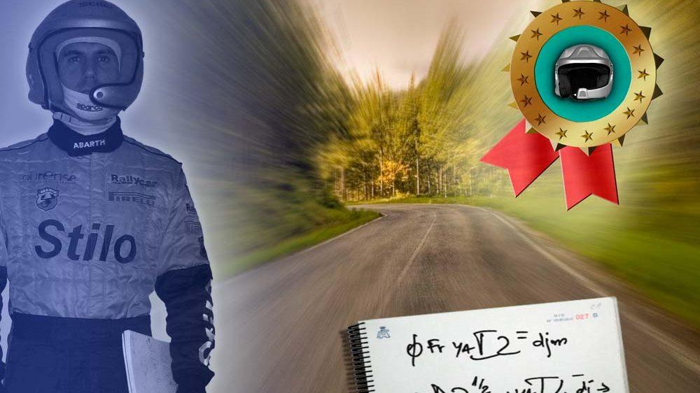 MASTER ONLINE – Quiero ser un buen copiloto de rally